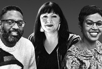 Reginald Dwayne Betts, Monica Muñoz Martinez, and Jordan Casteel