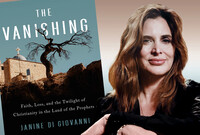 """Janine di Giovanni and her new book """"The Vanishing."""""""